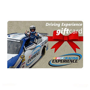"NASCAR Racing Experience ""DRIVE Package with Pit Pass"""