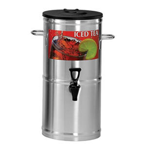 Round Tea Dispenser (3 gal.)