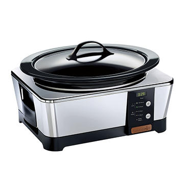 Next Generation Crock-Pot� Slow Cooker - 6 qt.