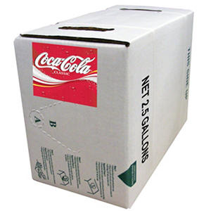 Coca-Cola 2.5-Gallon Bag-In-Box Fountain Syrup