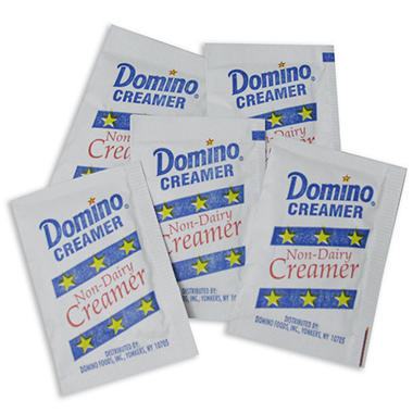 Domino Brand Coffee Creamer Packets - 1000 ct.