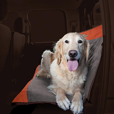 Dog Whisperer by Cesar Millan Bench Seat Cover - Compact