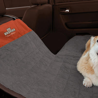 Dog Whisperer by Cesar Millan Rear Seat Protector