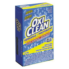 OxiClean Versatile Stain Remover Vend-Box, 1-Load, 1 oz. Box, (156 ct.)