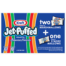 Kraft Jet-Puffed Marshmallows Multipack (3 pk.)