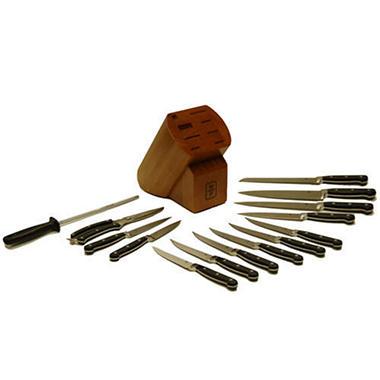 Wolfgang Puck Cutlery Set - 15 pc.