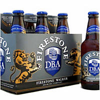 Firestone DBA Double Pale Ale (12 fl. oz. bottle, 6 pk.)