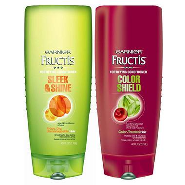 Garnier Fructis Conditioner - 40 oz.
