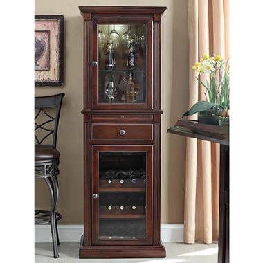 Providence Wine Curio Cabinet