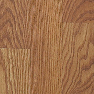 Traditional Living�  Premium Laminate Flooring - Golden Amber Oak - 10mm thick - 1 pk.