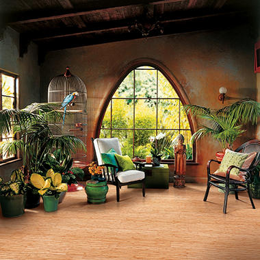 Traditional Living® Hawaiian Bamboo Premium Laminate Flooring