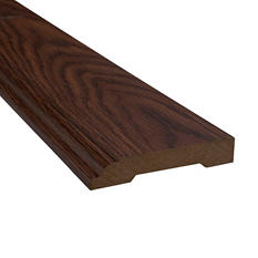 SimpleSolutions™ Wallbase Molding - Handscraped Oak