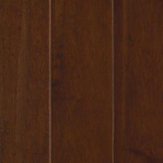 Inspired Elegance by Mohawk Espresso Maple Engineered Hardwood Flooring Sample