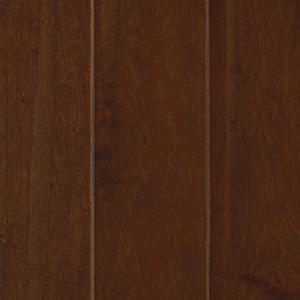 Inspired Elegance by Mohawk Espresso Maple Engineered Hardwood Flooring Sample
