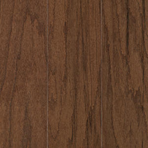 "Inspired Elegance by Mohawk Ember Oak 5.25"" Engineered Hardwood Flooring Sample"