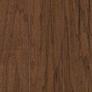 "Inspired Elegance by Mohawk Ember Oak 5.25"" Engineered Hardwood Flooring Sample"