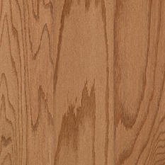 "Duraloc by Mohawk Peppered Oak 5.25"" Engineered Hardwood Flooring Sample"