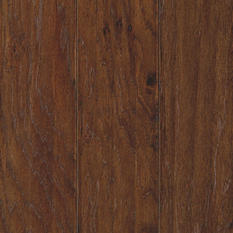 Sample - Duraloc by Mohawk Softscraped Java Hickory Engineered Hardwood Flooring