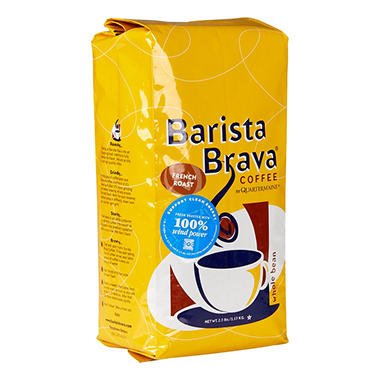 Quartermaine® Barista Brava® - French Roast Blend
