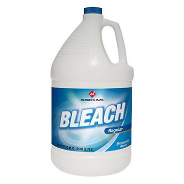 Member's Mark Regular Bleach - 128 oz. - 6 pk.