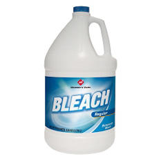 Member's Mark Regular Bleach - 128 oz. - 6 pk.