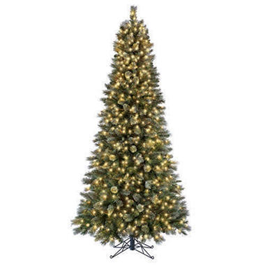 Cashmere Slim Fir Christmas Tree - 7.5 ft.