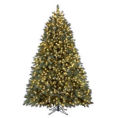 Cashmere Full Fir Christmas Tree - 7.5 ft.