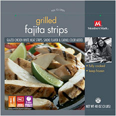 Member's Mark Grilled Fajita Strips (3 lbs.)