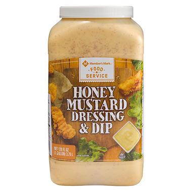 Bakers & Chefs Honey Mustard - 1 gal.