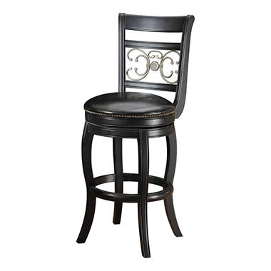 Martin Wood Bar Stool - 30""