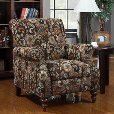 Stacey Lynn Push Back Recliner