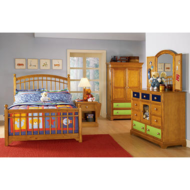 Build-A-Bear Bearrific Bedroom Set - Full - 6 pc.