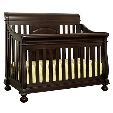 Hamilton Baby Furniture Collection - Espresso - 4 pc.