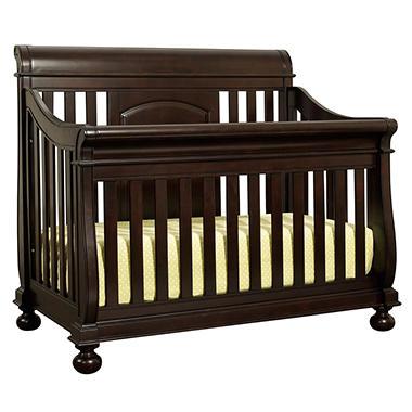 Hamilton Baby Furniture Collection - Espresso - 4 pc.