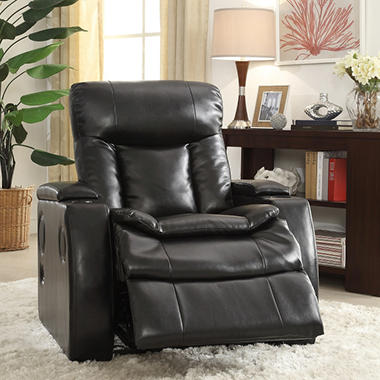 Preston Power Reclining Home Theater Chair