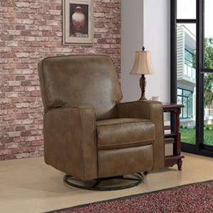 Sutton Fabric Swivel Glider Recliner