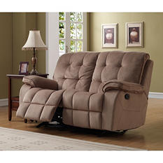 Mcaul Reclining Glider Sofa Set