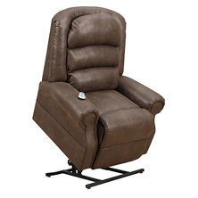 HMI Hayden Heat, Massage and Recline Power Lift Chair, Amarillo