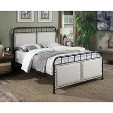 Hendrix Upholstered Bed, Queen