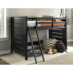 Brooks Twin Mid-Loft Bed
