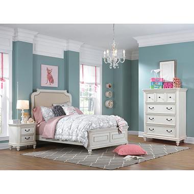 Adaline Bedroom Set Assorted Sizes Sam 39 S Club