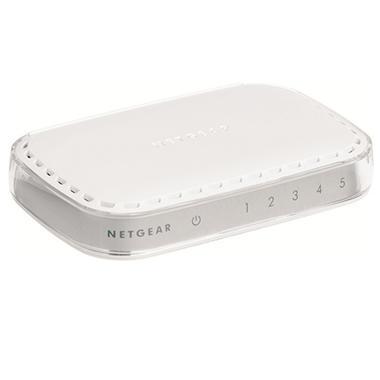 Netgear Gigabit 5 pt Switch