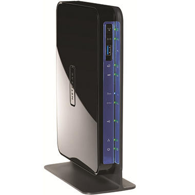 Netgear N600 DSL Gateway Wireless Dual Band Gigabit ADSL2+ Modem Router