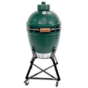 Big Green Egg Medium w/ ConvEGGtor