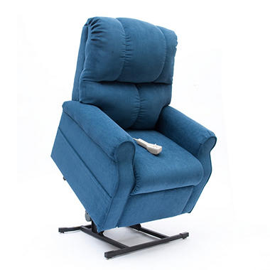 Mega Motion Easy Comfort LC-362 3-Position Lift Chaise Lounger - Various Colors