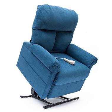 Mega Motion Easy Comfort LC-100 Infinite Position Power Recline and Lift Chair – Various Colors