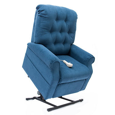 Mega Motion Easy Comfort LC-200 Power Recline and Lift Chair - Various Colors