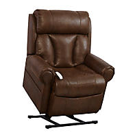 3-Position Lift Chair, Tobacco