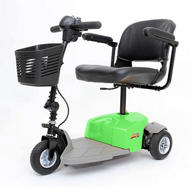 Mega Motion E8 - 3 Wheel Scooter - Green