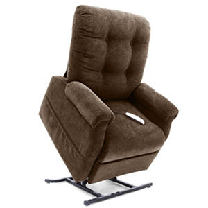 Mega Motion FC-201 3-Position Reclining Lift Chair, Various Colors